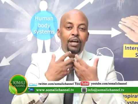 Barnaamij Caafimaad Dr Cabdirisaaq Cismaan Gaboobe waraysiga 6aad 14 01 2015