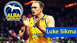 LUKE SIKMA ★ Highlights 2019/20 ★ ALBA BERLIN