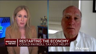 Wells Fargo Vice Chairman Bill Daley on restarting the economy, Covid stimulus measures and more