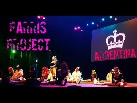 The Parris Project en Argentina 2017