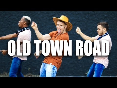 OLD TOWN ROAD - Lil Nas X ft Billy Ray Cyrus I Choreographer Tiago Montalti