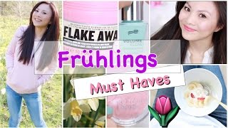 Frühlings MUST HAVES - Beauty, Fashion, Lifestyle FAVORITEN mit xLaeta | Mamiseelen