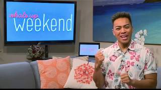 Whatʻs up Weekend Dichterliebe Announcement with Mikey Monis