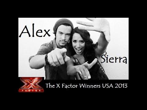 Alex & Sierra - The X Factor Winners USA 2013