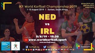 IKF WKC 2019 NED-IRL (Part I)