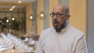 Rubén Sánchez estrena fogones en Restaurante Epílogo de Tomelloso
