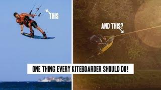 Video One Thing Every Beginner Kiteboarder Should Do! download MP3, 3GP, MP4, WEBM, AVI, FLV Oktober 2018