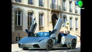 3 Most Amazing Lamborghini Cars 2012