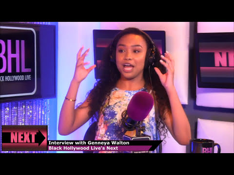 """Genneya Walton , Netflix's """"Project Mc Squared"""" & More Trends  BHL's Next"""