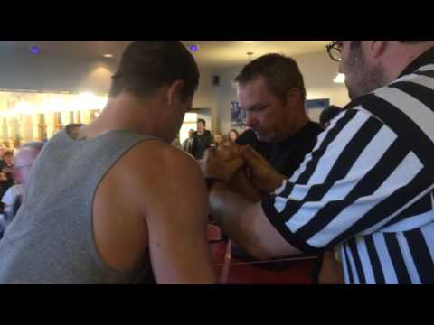 2017 Central Ontario Armwrestling Championships - Novice Highlights