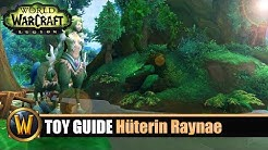 [WOW] Spielzeug Guide #54 Hüterin Raynae  - Val'sharah Angel Event