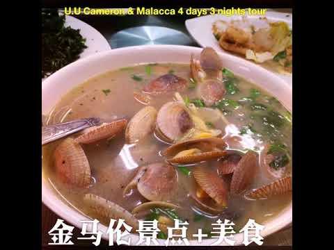 Cameron & Malacca 4 days 3 nights happy holiday😊
