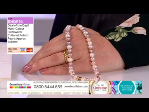 Jewellery Maker Live 3/10/2016 - 8am - 1pm