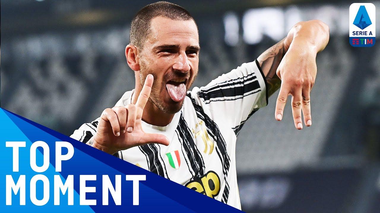 Bonucci Doubles Juve's Lead!   Juventus 3-0 Sampdoria   Top Moment   Serie A TIM