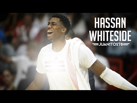 Hassan Whiteside ▷
