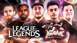 LES MANE SUR LEAGUE OF LEGENDS (ft. Samishh - Broken - Carbon - Akytio)