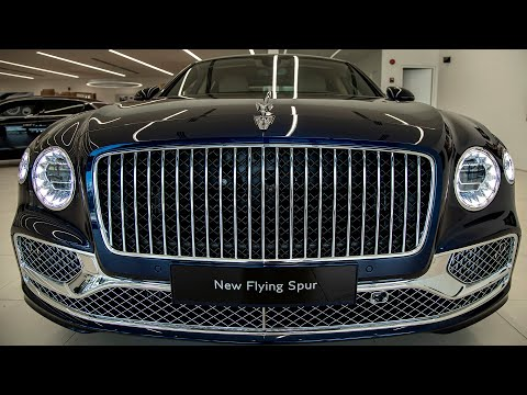 Soi cận cảnh Bentley New Flying Spur First Edition 2020  #Bentley #FlyingSpurFirstEdition2020