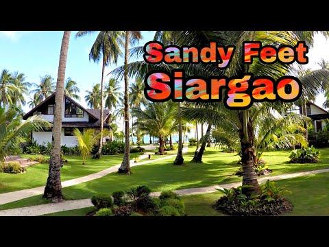 Sandy Feet, Siargao Island