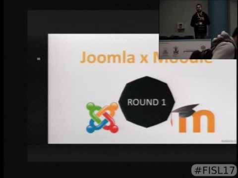 Joomla e Moodle   Uma parceria que dá certo!