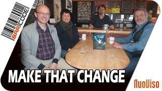 Make that change - #BarCode mit Armin Risi, Sophia Pade, Götz Wittneben und Frank Höfer