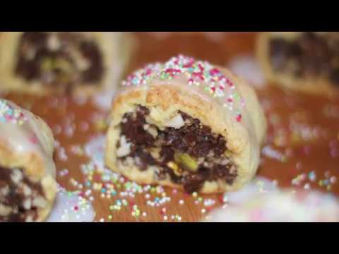 Fig Cookies Cucciddati Recipe - How to Cook Real Italian Food from my Italian Kitchen