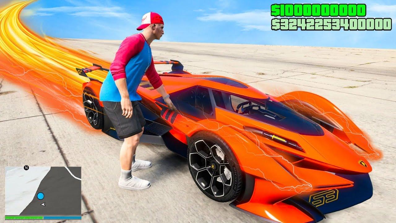 Download das 10.000 KM/h AUTO in GTA 5 RP!