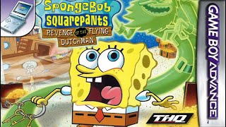 Longplay Of SpongeBob SquarePants: Revenge Of The Flying Dutchman
