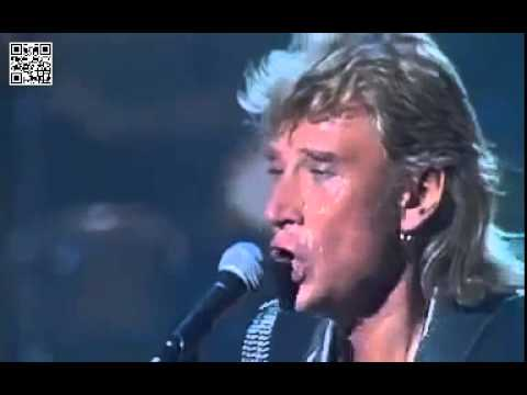 1992 - Johnny Hallyday - Bercy