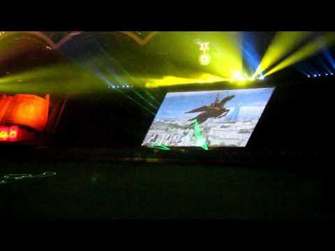 Arirang Festival 2013 opening scene