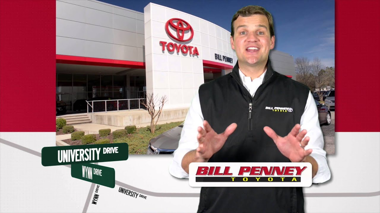 Used Cars For Sale  Huntsville, AL   Bill Penney Toyota