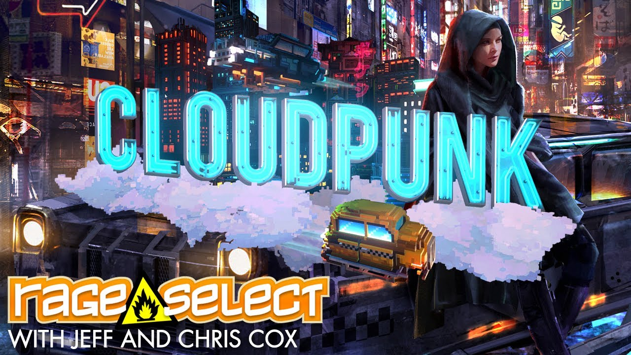 Cloudpunk (The Dojo) Let's Play