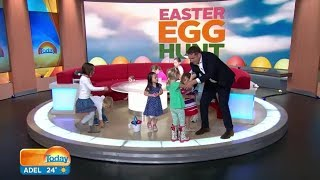 Video Easter egg hunt - Karl Stefanovic download MP3, 3GP, MP4, WEBM, AVI, FLV November 2017