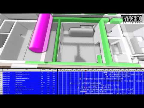 Nuclear Waste Water Treatment Plant Russia