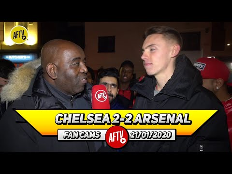 Chelsea 2-2 Arsenal | Saka Was Brilliant At Left Back & Xhaka Did Well In Defence! (Jake)