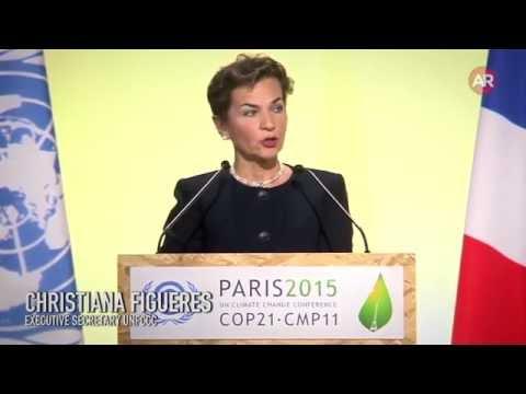 ¿Quién es Christiana Figueres?
