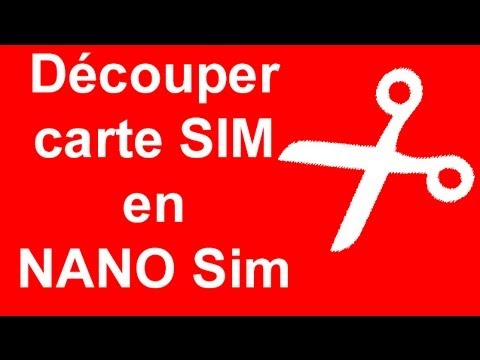 d couper carte sim en nano sim tutoriel iphone 5 5s 5c 6 6 plus 6s youtube. Black Bedroom Furniture Sets. Home Design Ideas