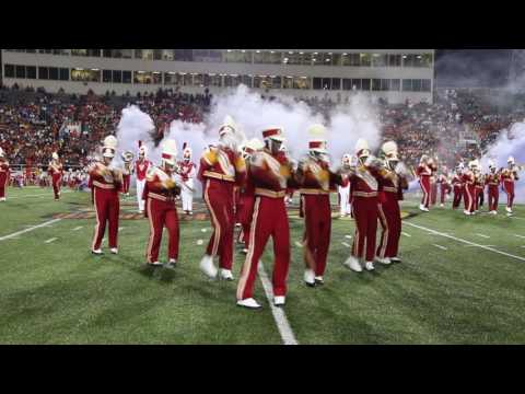 Tuskegee University Marching Crimson Piper Band 5th Quarter Classic Halftime Show