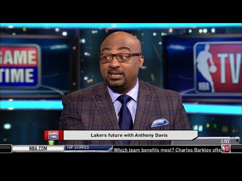 Dennis Scott & Chris Miles discuss: Lakers and LeBron future with Anthony Davis? | NBA Game Time