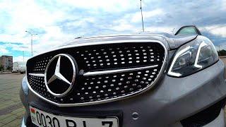Mercedes W212 | Что имеем за 1.600.000 рублей ? | АВТО ОБЗОР