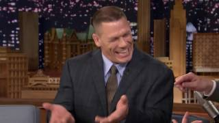 John Cena Loses His Mind on The Tonight Show With Jimmy Fallon