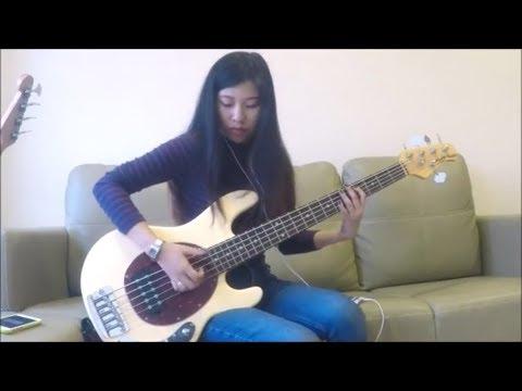sinaran - sheila majid bass cover