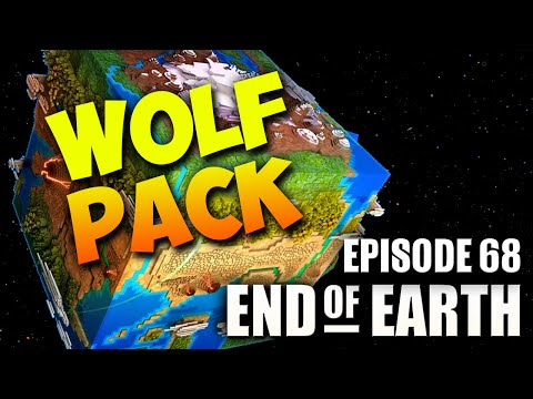 End of Earth | Minecraft Modded Survival Ep 68 | THE WOLFPACK! (Steve's Galaxy Modpack)