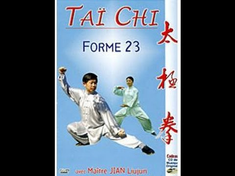 Tai Chi Forme 23 - Cours complet