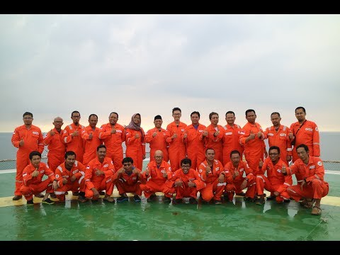 ECHO Flow Station Pertamina Hulu Energi Offshore North West Java (PHE ONWJ) Mp3