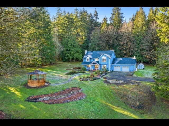 Private Hobby Farm Paradise | 935 Bunker Creek Road, Chehalis