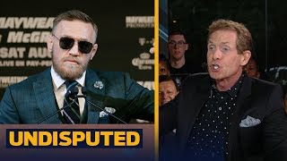 Skip: All Conor McGregor needs to do is hit Floyd Mayweather once | UNDISPUTED