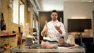 Stretching New Shoes | How-To | City Soles TV