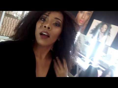 Back stage de make up com janeth da Cunha 2017 Angola Luanda