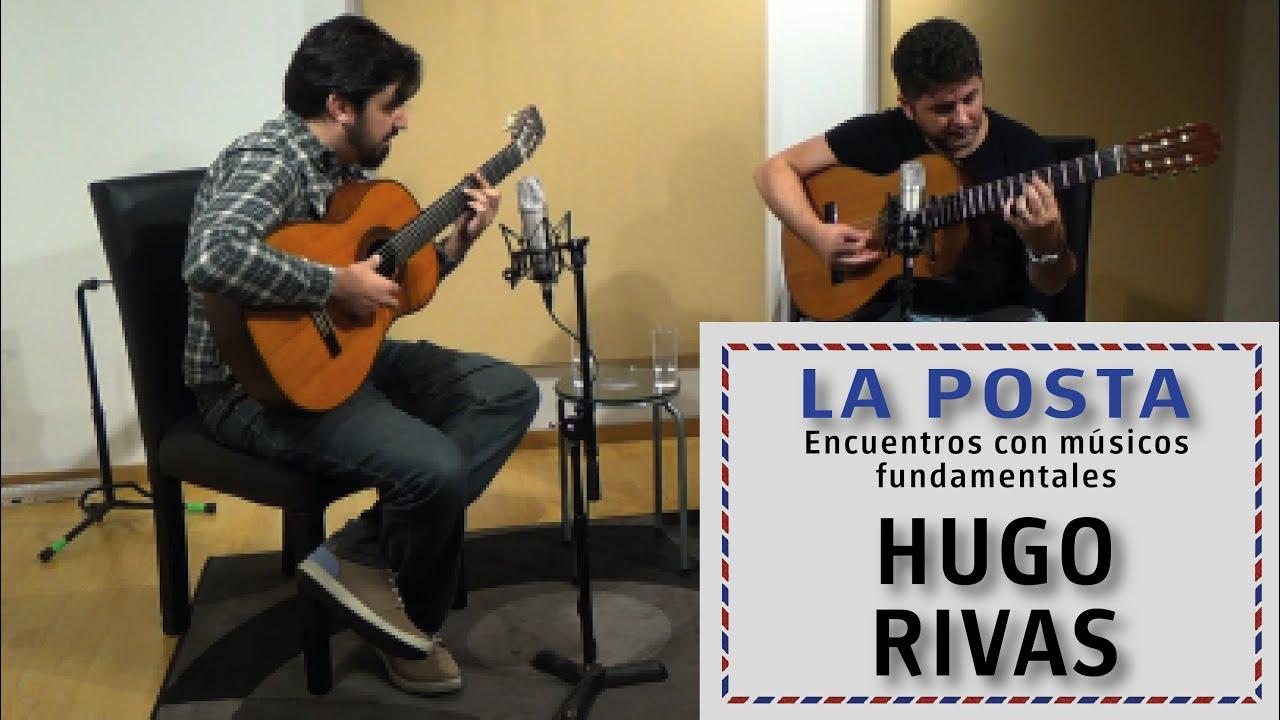 La posta - T1 Capítulo 5 - HUGO RIVAS