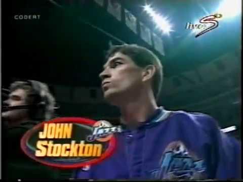 1998 NBA finals game 4 Utah Jazz-Chicago Bulls